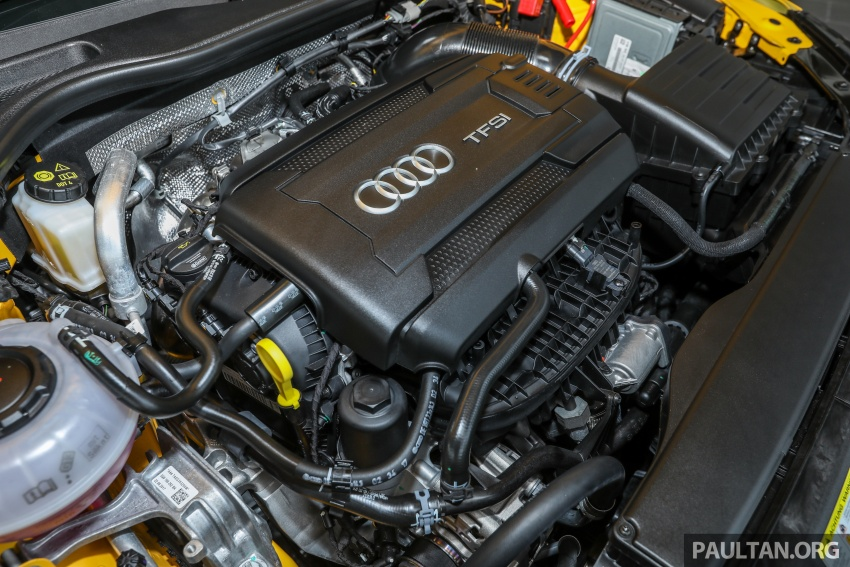 Audi TT 2.0 TFSI Black Edition launched – RM317,400 Image #754477