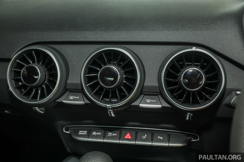 Audi TT 2.0 TFSI Black Edition launched – RM317,400 Image #754487