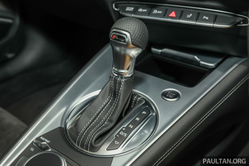 Audi TT 2.0 TFSI Black Edition launched – RM317,400 Image #754489