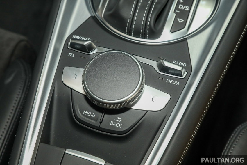 Audi TT 2.0 TFSI Black Edition launched – RM317,400 Image #754491
