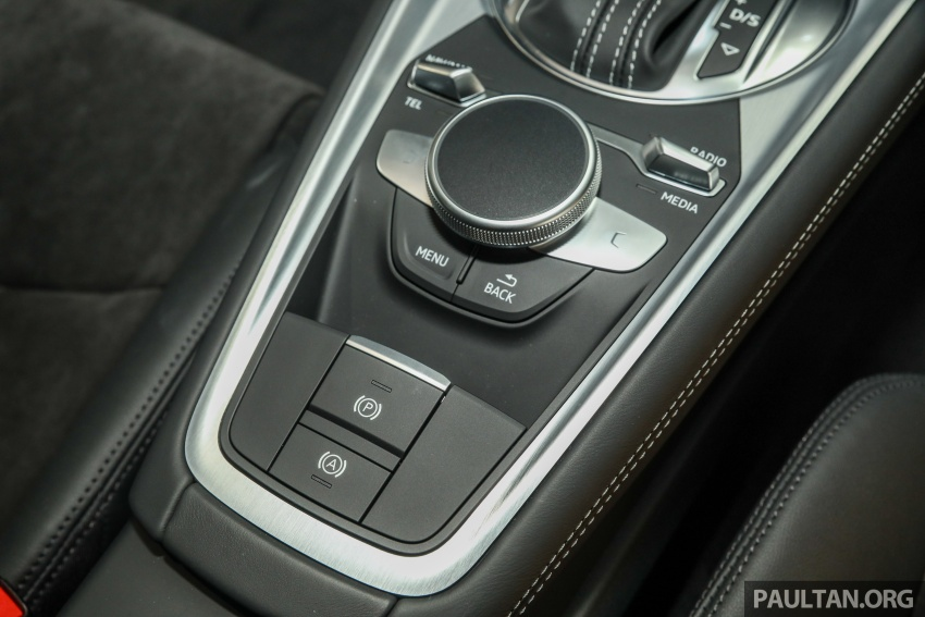 Audi TT 2.0 TFSI Black Edition launched – RM317,400 Image #754492