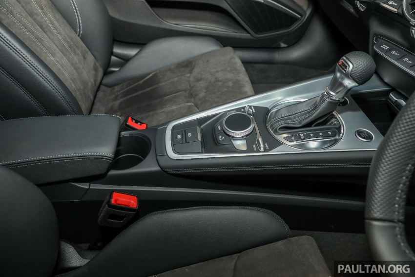 Audi TT 2.0 TFSI Black Edition launched – RM317,400 Image #754494