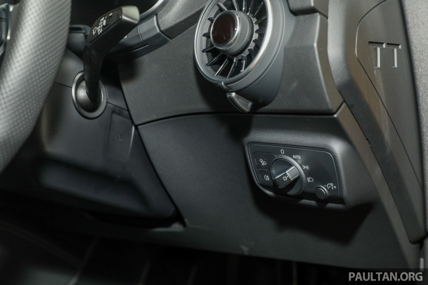 Audi TT 2.0 TFSI Black Edition launched – RM317,400 Image #754497