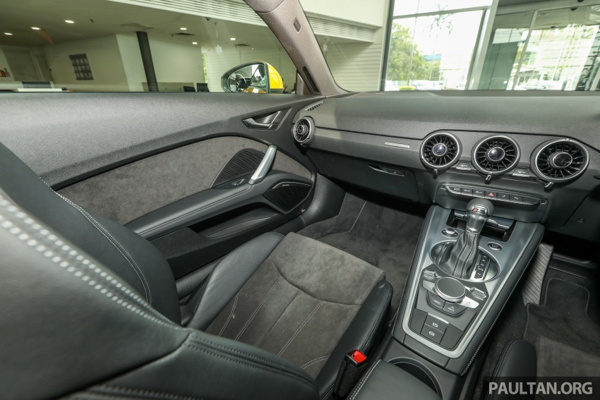 Audi TT 2.0 TFSI Black Edition launched – RM317,400 Image #754500