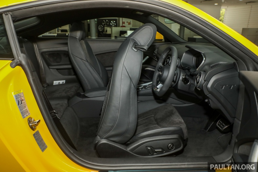Audi TT 2.0 TFSI Black Edition launched – RM317,400 Image #754502