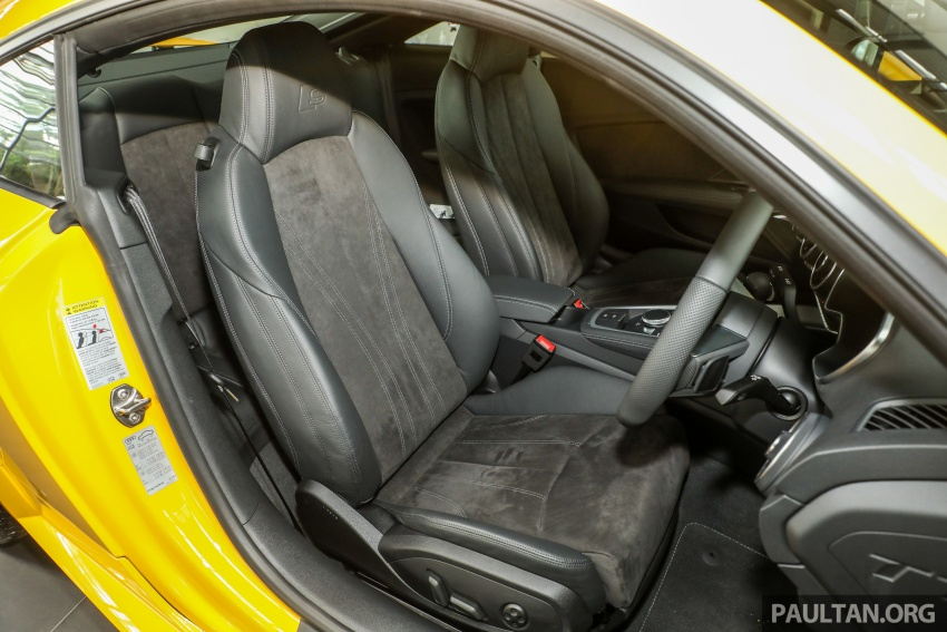 Audi TT 2.0 TFSI Black Edition launched – RM317,400 Image #754503