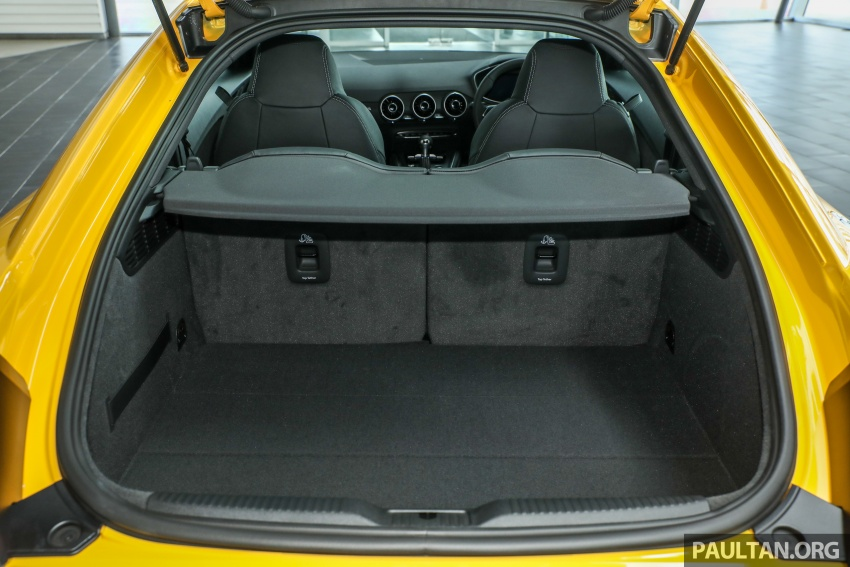 Audi TT 2.0 TFSI Black Edition launched – RM317,400 Image #754516