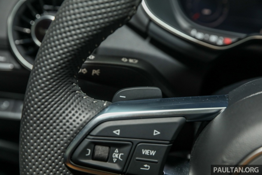 Audi TT 2.0 TFSI Black Edition launched – RM317,400 Image #754483