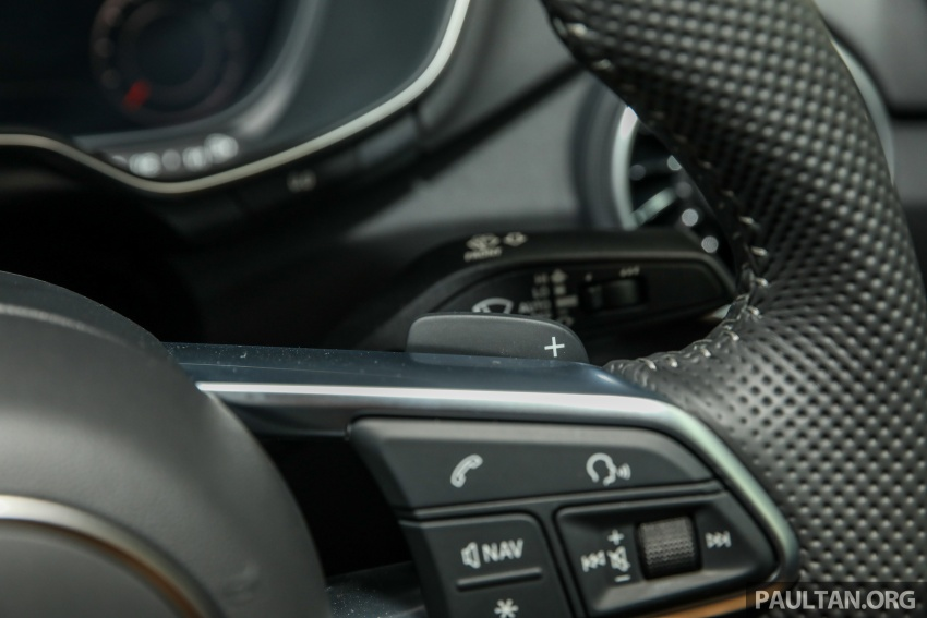 Audi TT 2.0 TFSI Black Edition launched – RM317,400 Image #754484