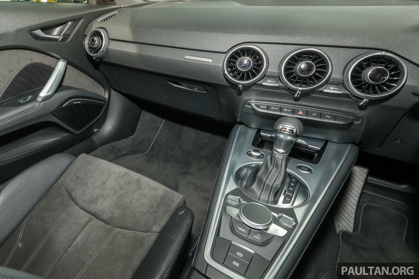 Audi TT 2.0 TFSI Black Edition launched – RM317,400 Image #754486