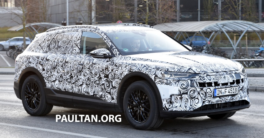 SPIED: Audi e-tron quattro edges closer to production Image #751851