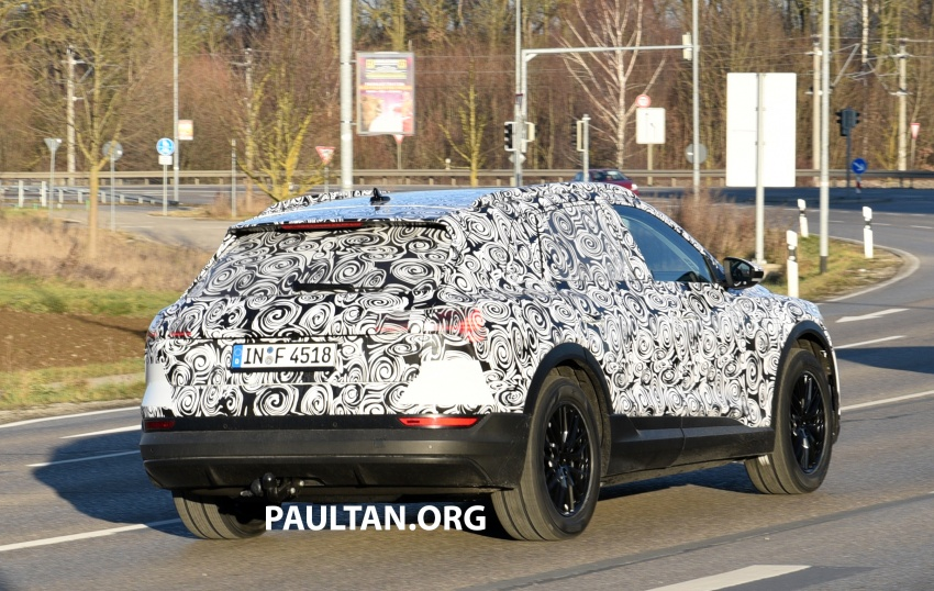 SPIED: Audi e-tron quattro edges closer to production Image #751854