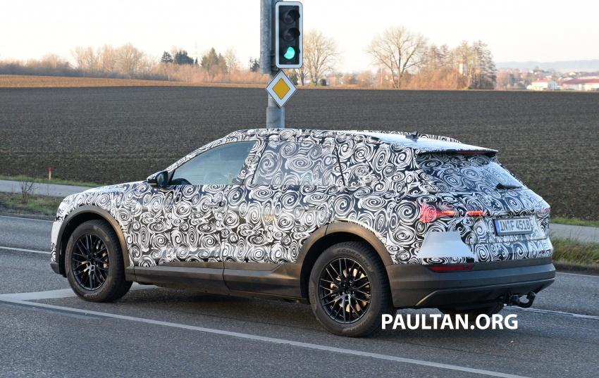 SPIED: Audi e-tron quattro edges closer to production Image #751856