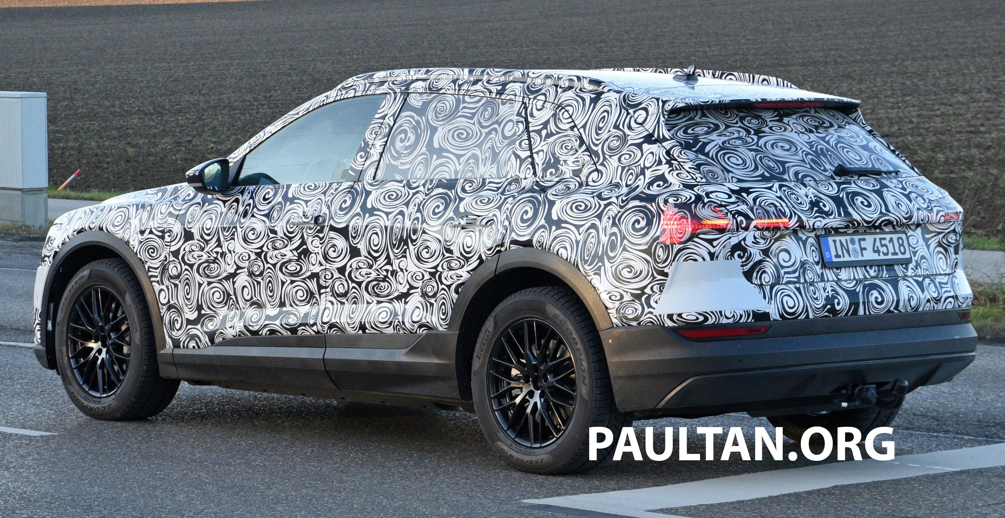 Spied Audi E Tron Quattro Edges Closer To Production Paul