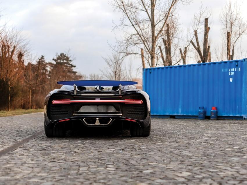 Bugatti Chiron heading to auction – 3.2 million euros Image #754861