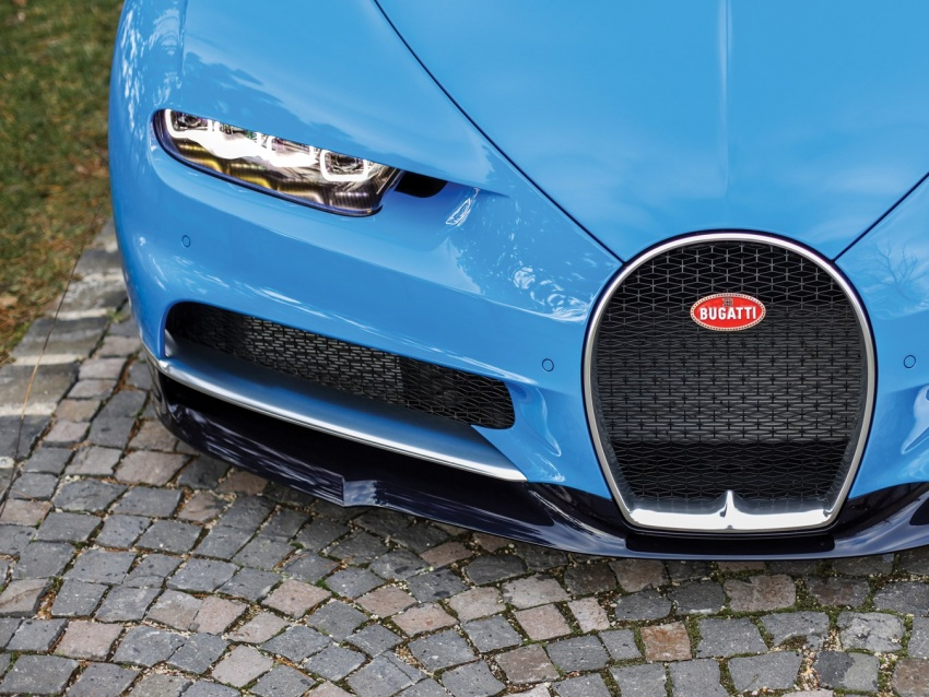 Bugatti Chiron heading to auction – 3.2 million euros Image #754864