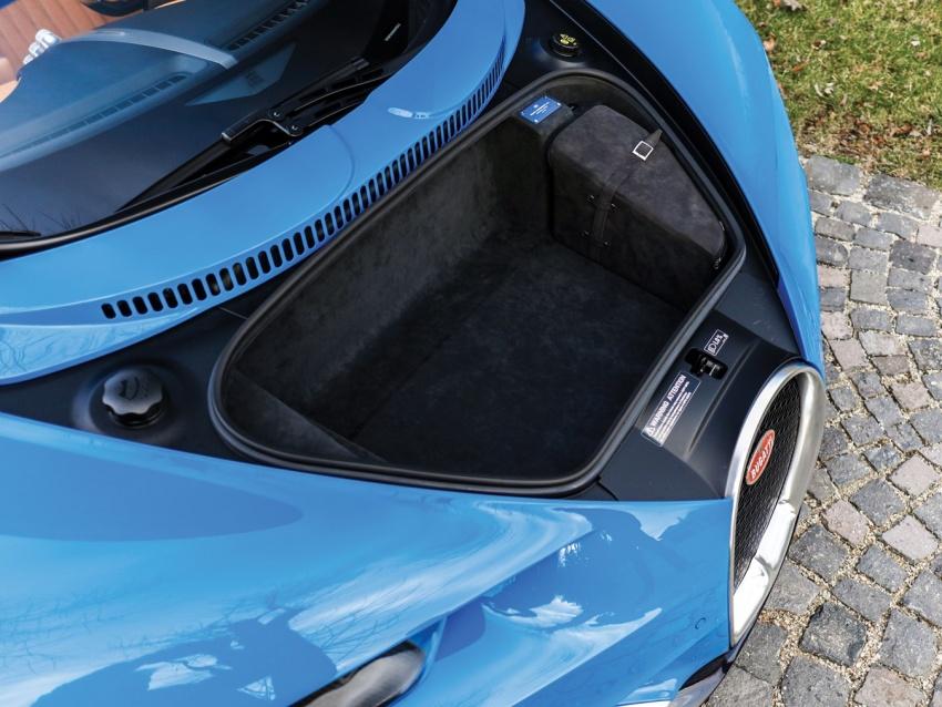 Bugatti Chiron heading to auction – 3.2 million euros Image #754866