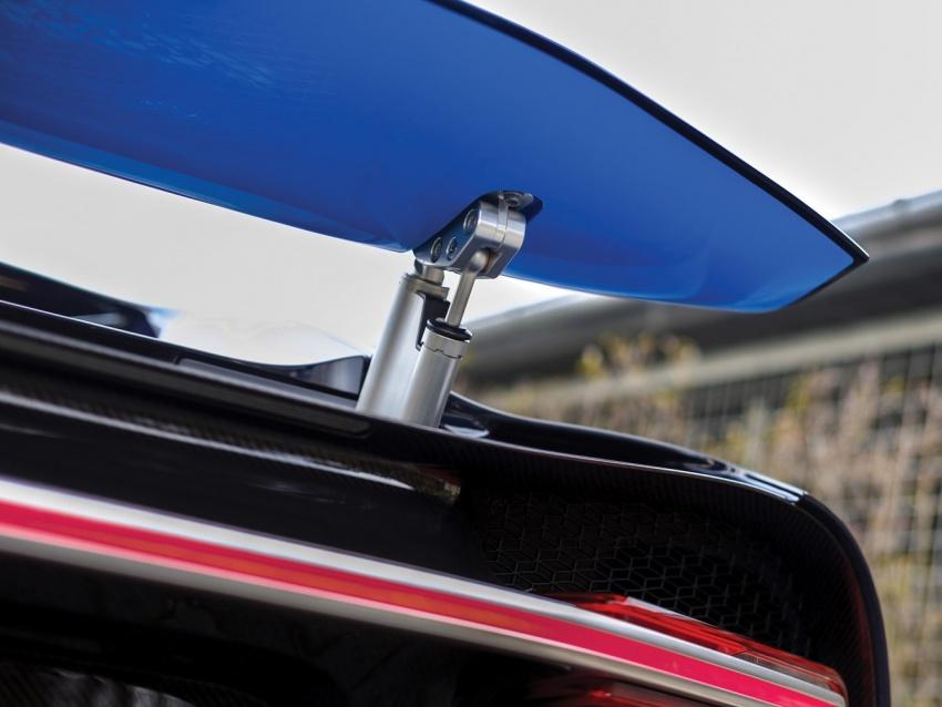 Bugatti Chiron heading to auction – 3.2 million euros Image #754867