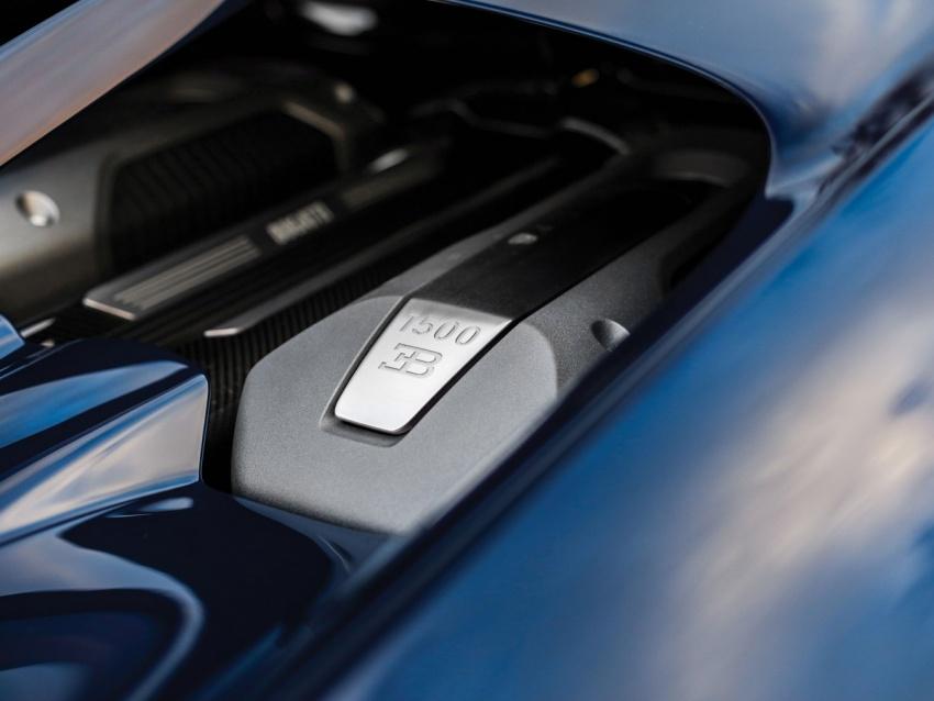 Bugatti Chiron heading to auction – 3.2 million euros Image #754869