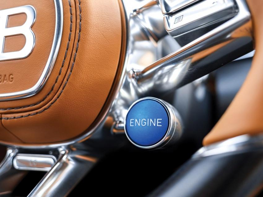 Bugatti Chiron heading to auction – 3.2 million euros Image #754873