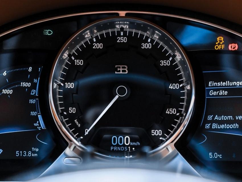 Bugatti Chiron heading to auction – 3.2 million euros Image #754879