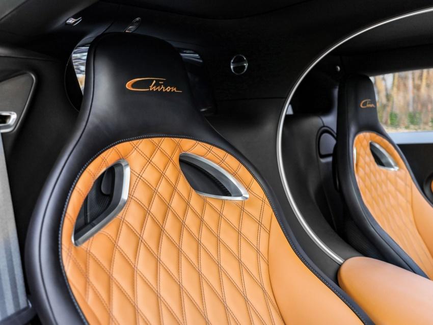 Bugatti Chiron heading to auction – 3.2 million euros Image #754880