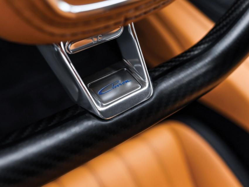 Bugatti Chiron heading to auction – 3.2 million euros Image #754881