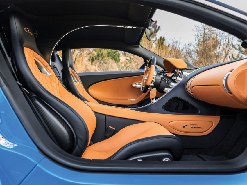 Bugatti Chiron heading to auction – 3.2 million euros Image #754882