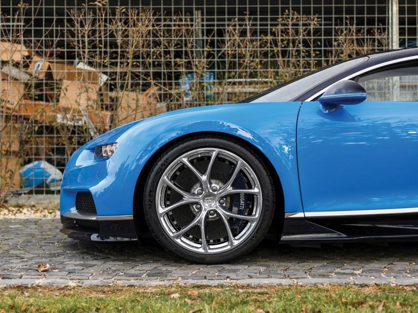 Bugatti Chiron heading to auction – 3.2 million euros Image #754854