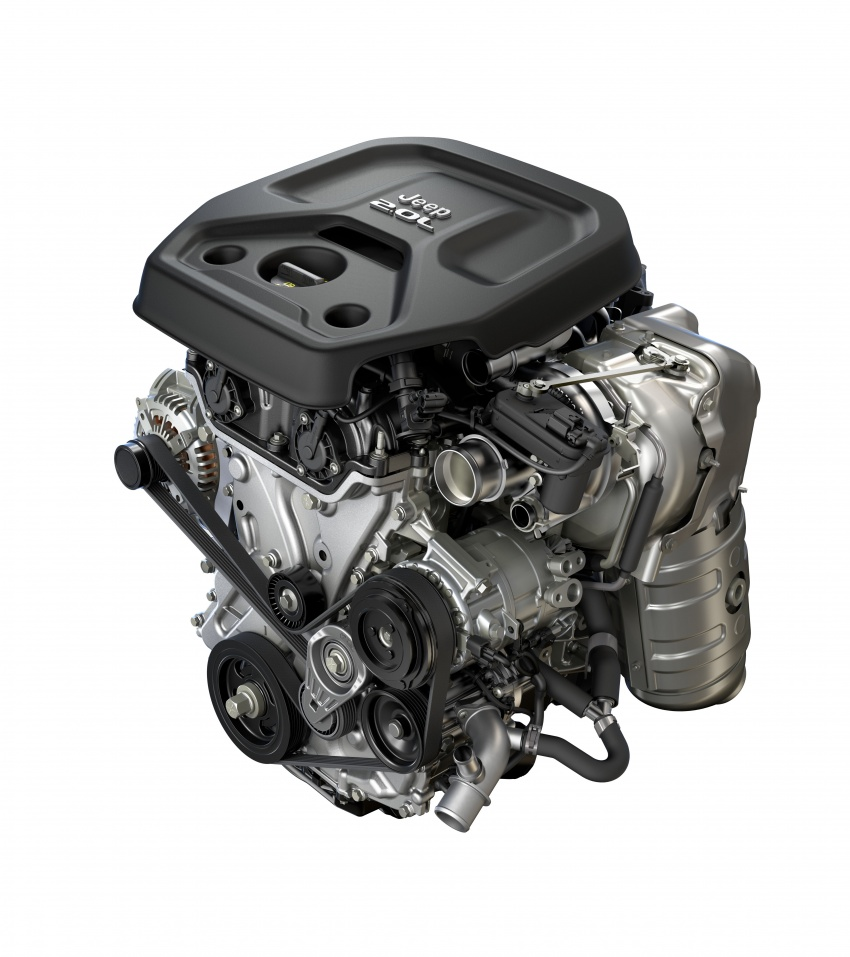 2018 Jeep Wrangler gains new hybrid turbo engine Image #748155