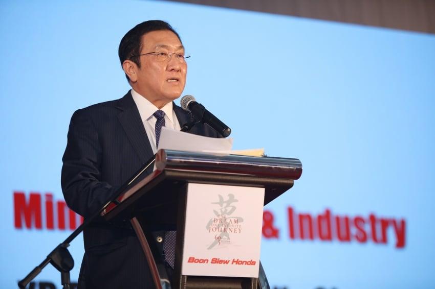 Honda sambut ulang tahun ke-60 dan pengeluaran 5 juta motosikal di M'sia – mula dengan 50 Honda Cub Image #749660