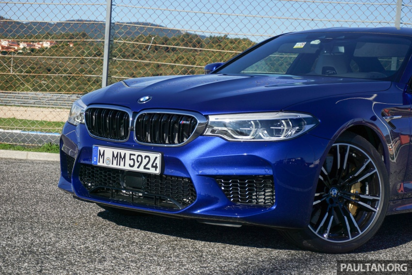 DRIVEN: F90 BMW M5 review – the quintessential Image #746182
