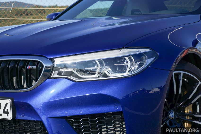 DRIVEN: F90 BMW M5 review – the quintessential Image #746183