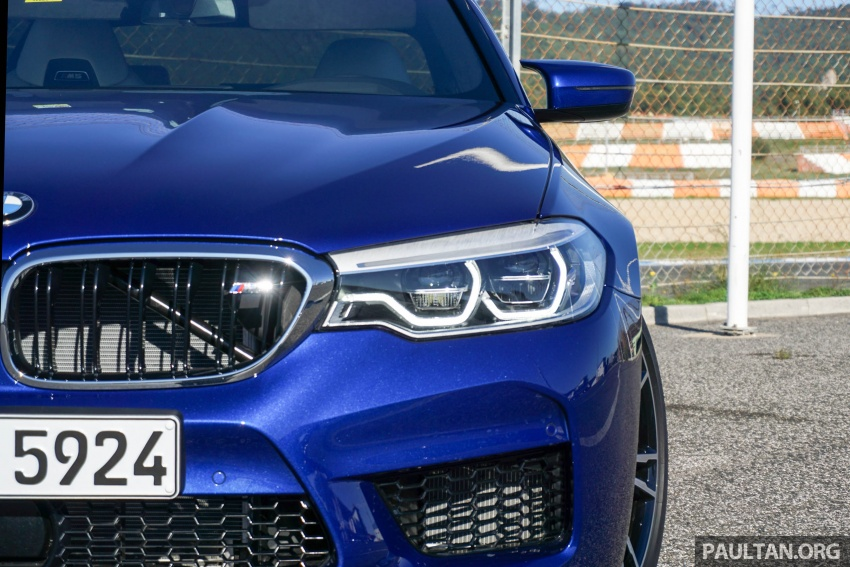 DRIVEN: F90 BMW M5 review – the quintessential Image #746184