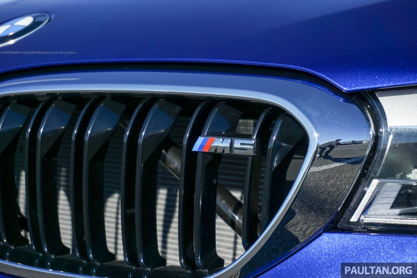 DRIVEN: F90 BMW M5 review – the quintessential Image #746185