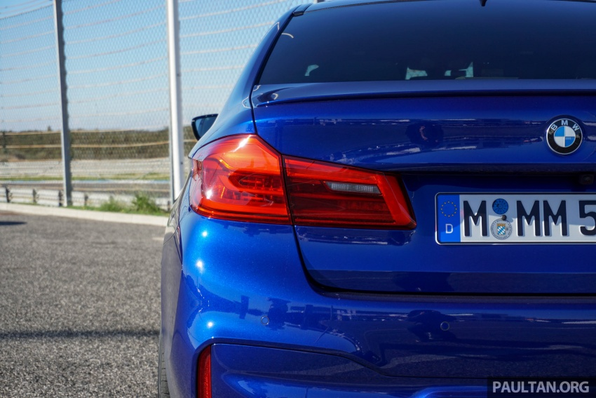 DRIVEN: F90 BMW M5 review – the quintessential Image #746187