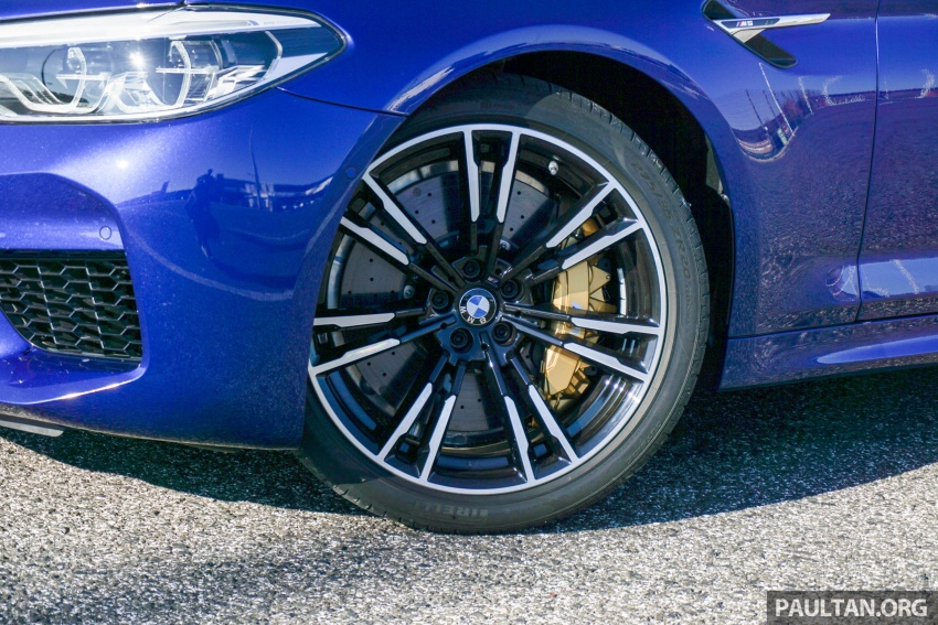 DRIVEN: F90 BMW M5 review – the quintessential Image #746190