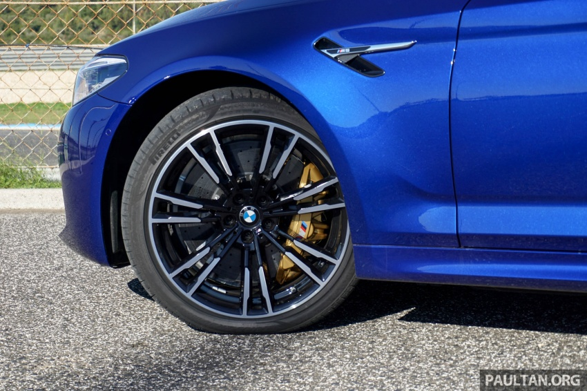 DRIVEN: F90 BMW M5 review – the quintessential Image #746191