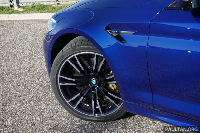 DRIVEN: F90 BMW M5 review – the quintessential Image #746192