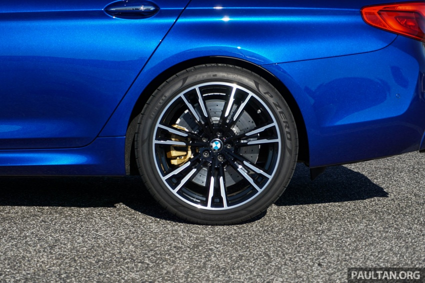 DRIVEN: F90 BMW M5 review – the quintessential Image #746193