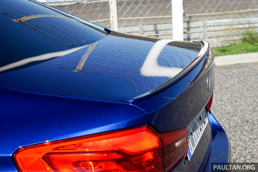 DRIVEN: F90 BMW M5 review – the quintessential Image #746196