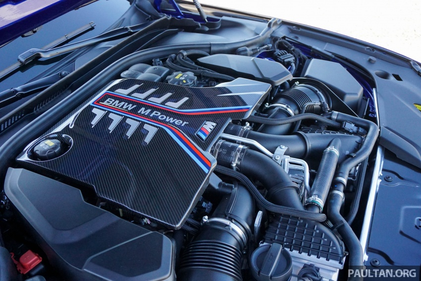 DRIVEN: F90 BMW M5 review – the quintessential Image #746200
