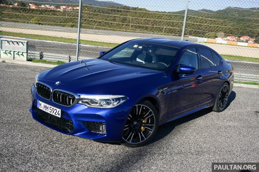 DRIVEN: F90 BMW M5 review – the quintessential Image #746202