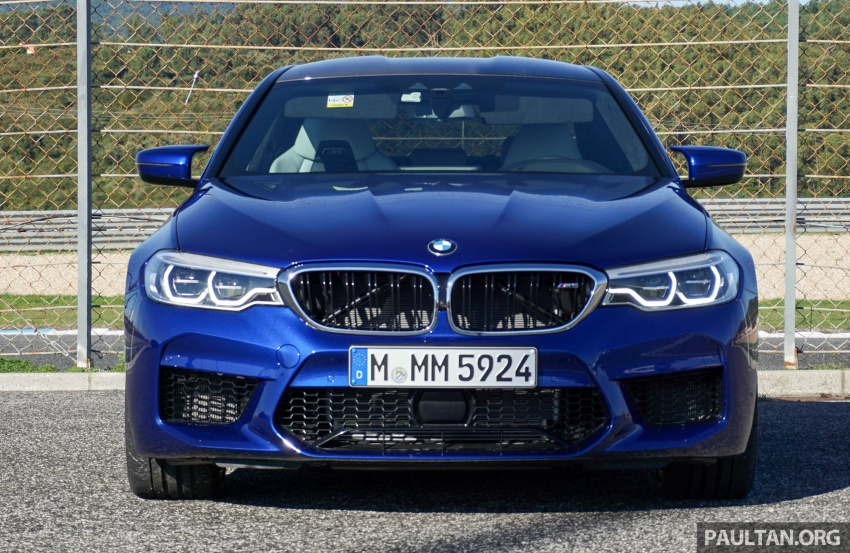DRIVEN: F90 BMW M5 review – the quintessential Image #746176