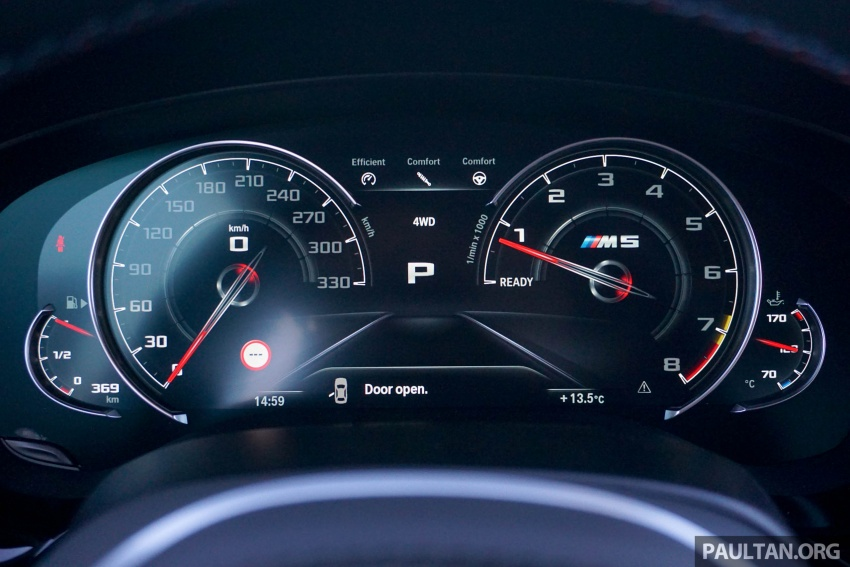 DRIVEN: F90 BMW M5 review – the quintessential Image #746224