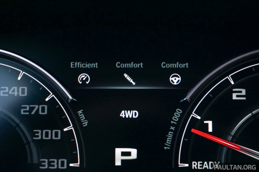 DRIVEN: F90 BMW M5 review – the quintessential Image #746225