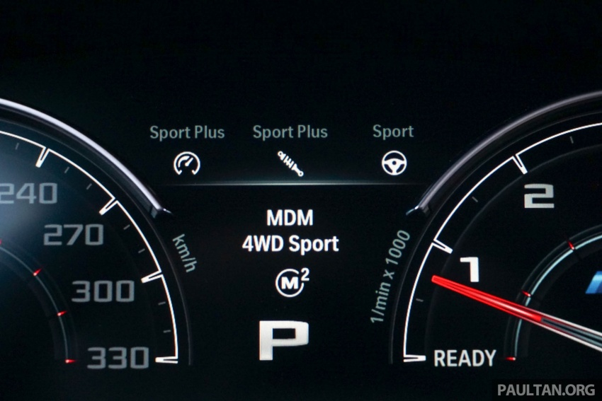 DRIVEN: F90 BMW M5 review – the quintessential Image #746226