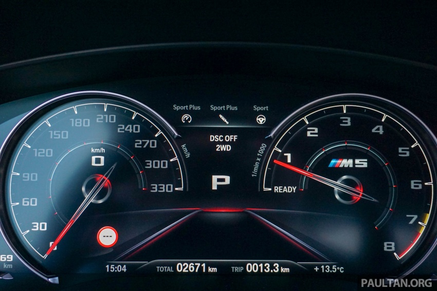 DRIVEN: F90 BMW M5 review – the quintessential Image #746227