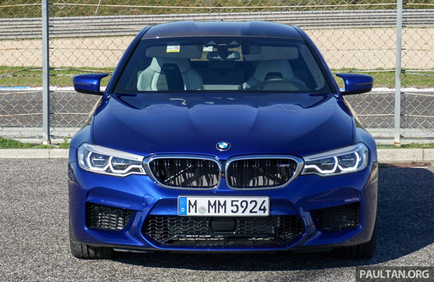 DRIVEN: F90 BMW M5 review – the quintessential Image #746177