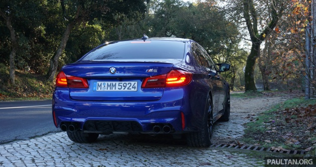 Driven F90 Bmw M5 Review The Quintessential